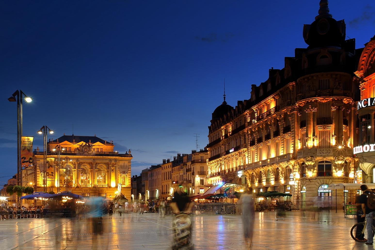 Montpellier et ses alentours mariage d 39 alex et rach - Piscine place de l europe montpellier ...